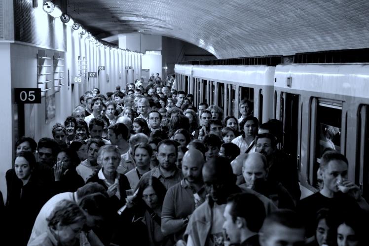 Gare du Nord USFRT