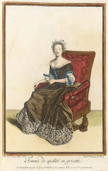 17th century fashion